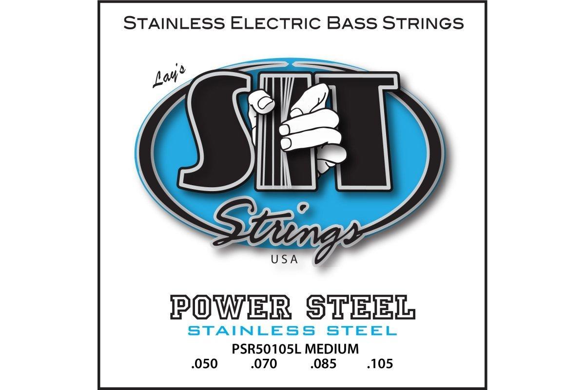Струны для бас-гитар SIT STRINGS PSR50105L