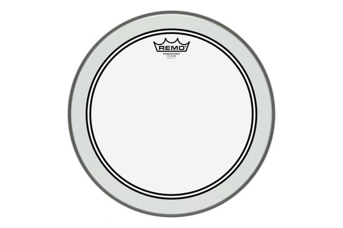"Пластик для барабана REMO POWERSTROKE3 14"" COATED"