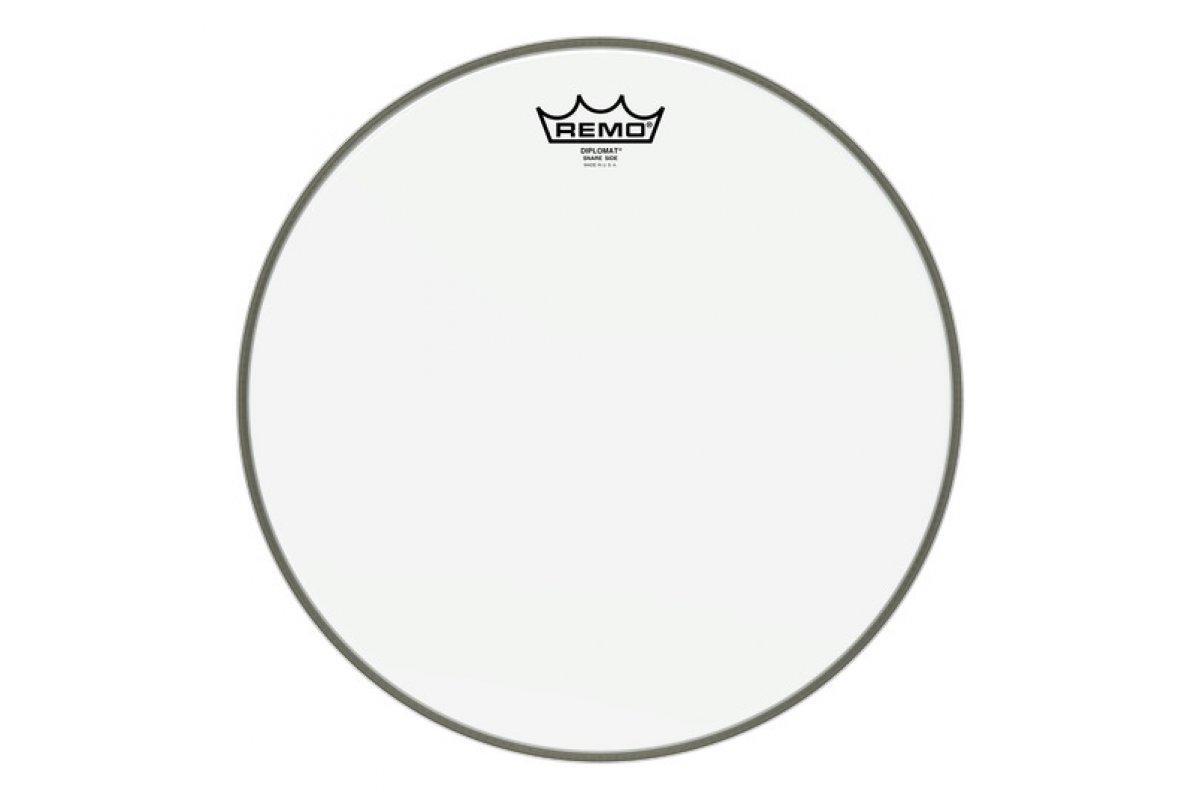 Пластик для барабана REMO DIPLOMAT 14' SNARE SIDE