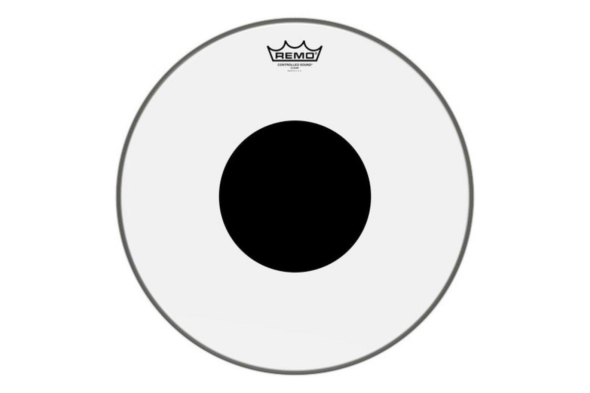"""Пластик для барабана REMO CS 18"""" CLEAR"""