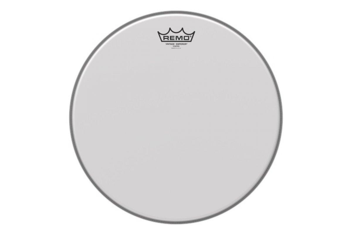 Пластик для барабана REMO Batter, Vintage EMPEROR®, Coated, 14'' Diameter