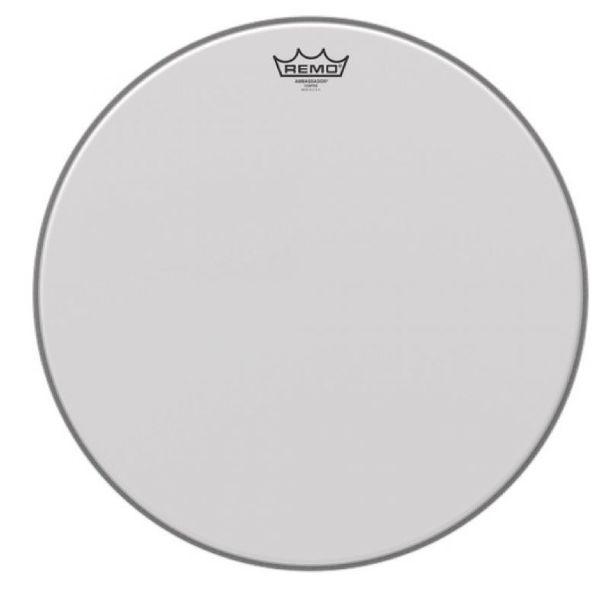 "Пластик для барабана REMO AMBASSADOR®, Coated, 18"" Diameter, Batter"