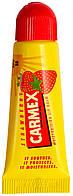 Лечебный бальзам для губ Carmex Strawberry Flavor Everyday Soothing Lip Balm SPF 15 клубника 12 г