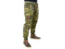 Spodnie Joggery (Rozmiar 30) - MultiCam Tropic [EmersonGearS] (для страйкбола)