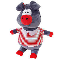Мягкая игрушка ТМ Золушка Поросенок Хосе в красном - (23см), фото 1