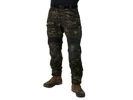 Spodnie bojowe Gen3 (38W) - MultiCam Black [EM] (для страйкболу)