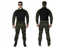 Mundur bojowy Gen2 (Rozmiar XL) - MultiCam Black [EM] (для страйкболу)