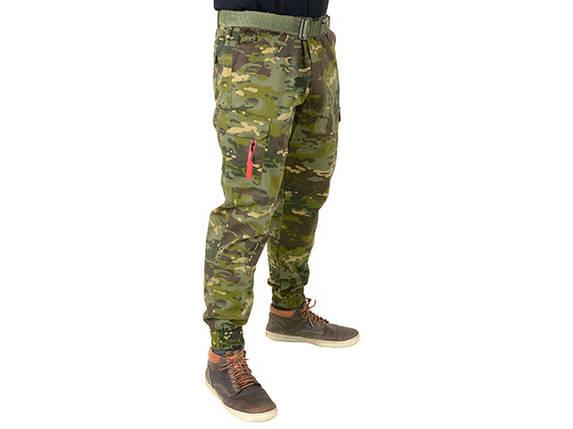 Spodnie Joggery (Rozmiar 32) - MultiCam Tropic [EmersonGearS] (для страйкбола), фото 2