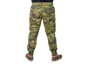 Spodnie Joggery (Rozmiar 32) - MultiCam Tropic [EmersonGearS] (для страйкбола), фото 3