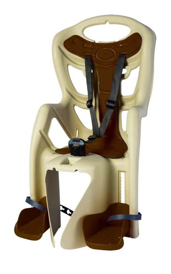 Велокрісло Bellelli Pepe Італія standard на раму бежевий