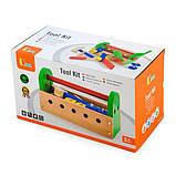 Деревянный игровой набор Viga Toys Ящик с инструментами (50494), фото 2