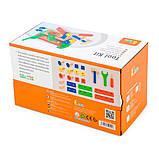 Деревянный игровой набор Viga Toys Ящик с инструментами (50494), фото 4