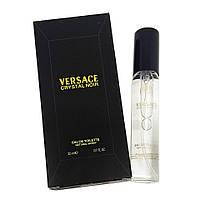 Женский мини-парфюм Versace Crystal Noir 20 мл