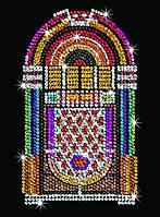 Набір для творчості Sequin Art ORANGE Музичний автомат SA1515