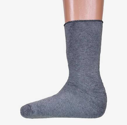 Однотонные Махровые носки (BA084) | 12 шт., фото 2