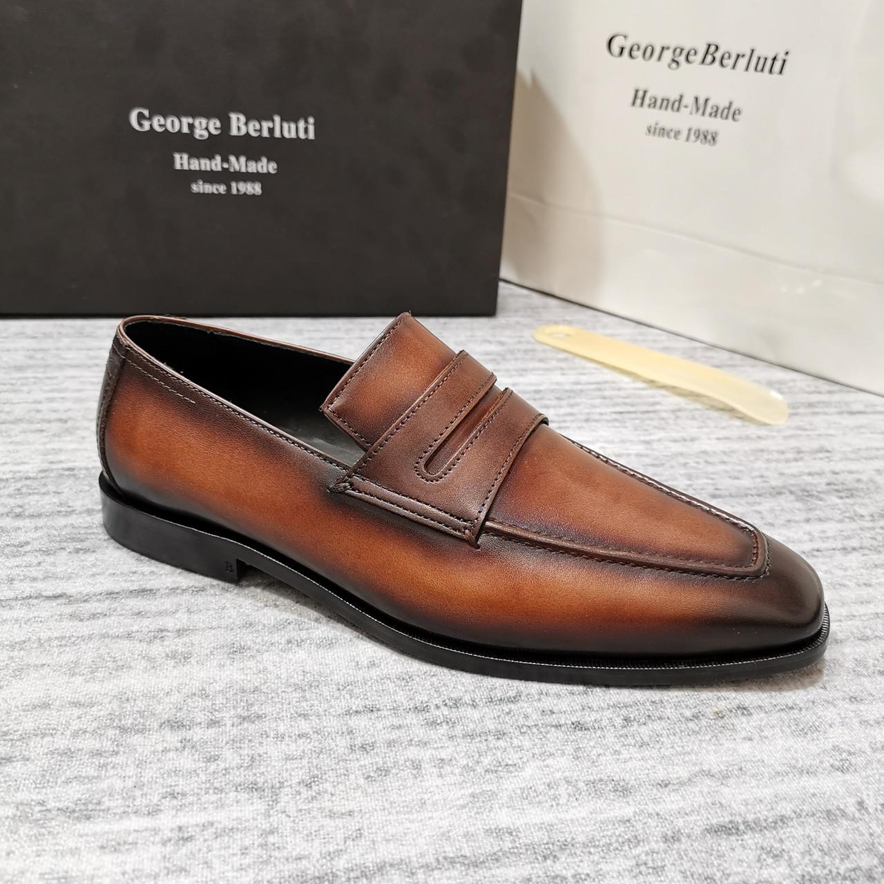 Туфли от Berluti