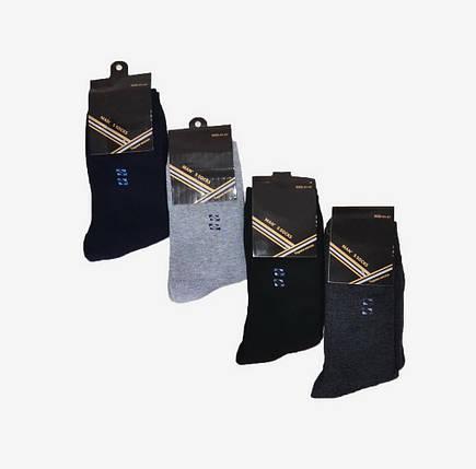 ТЕРМО махровые носки мужские (арт. BA059), фото 2