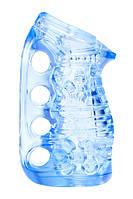 Fleshlight Fleshskins Grip Blue Ice