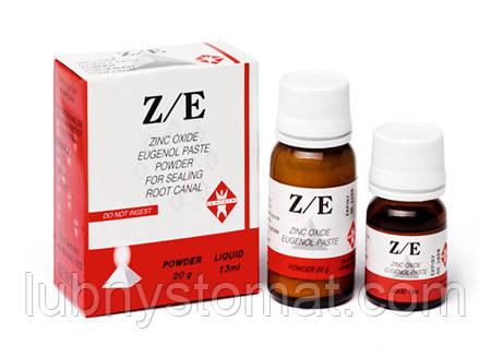 Циноксид эвгеноловая паста д/плпм корн. каналів Z / E