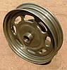 Диск передний GY6  2,15-10 (металл)