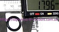 Кольцо резин.гидрогруппы и теплообм.(б.ф.у, EU) Bosch-Junkers WR10P, артикул 8700205023, к.з. 0508/1