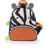 Рюкзак детский Skip Hop Zoo зебра.