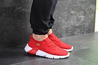 Мужские кроссовки красные Nike 7850 копия