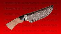 Чехол (кожа) для нескладных ножей -4