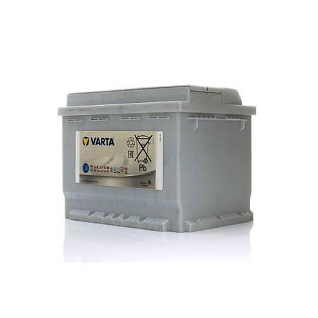 VARTA 6СТ-63 SILVER dynamic (D15) 563400061 Автомобильный аккумулятор, фото 2