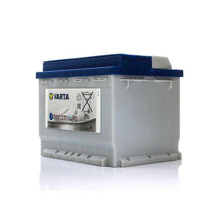 VARTA 6СТ-60 BLUE dynamic (D24) 560408054 Автомобильный аккумулятор, фото 2