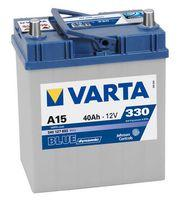 VARTA 6СТ-40 BLUE dynamic (A15) 540127033 Автомобильный аккумулятор