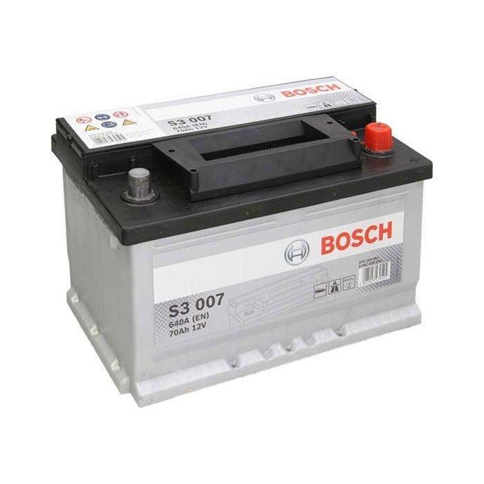 Bosch 6СТ-70 S3 Silver (S30 070) Автомобильный аккумулятор