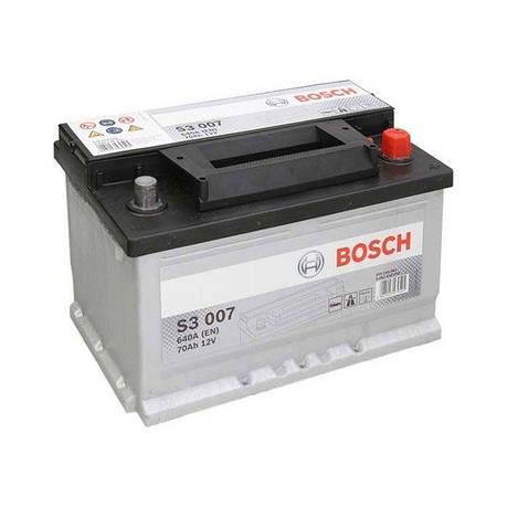Bosch 6СТ-70 S3 Silver (S30 070) Автомобильный аккумулятор, фото 2