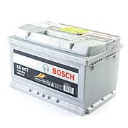 Bosch 6CT-74 S5 Silver Plus (S50 070) Автомобильный аккумулятор