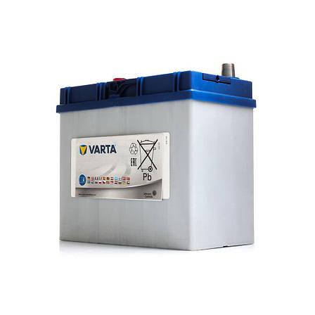 VARTA 6СТ-45 BLUE dynamic (B32) 545156033 Автомобильный аккумулятор, фото 2