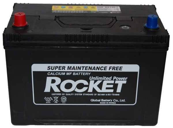 Rocket 6CT-100 АзЕ Asia (SMF1000LA) Автомобильный аккумулятор, фото 2