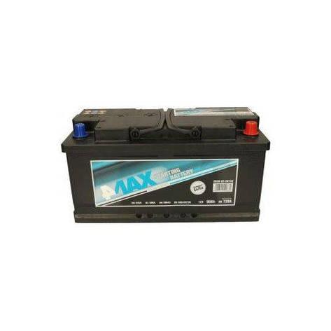 4Max 6СТ-90 АзЕ (0608-03-0015Q) Автомобильный аккумулятор, фото 2
