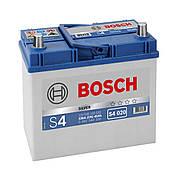 Bosch 6CT-45 S4 Silver (S40 200) Автомобильный аккумулятор