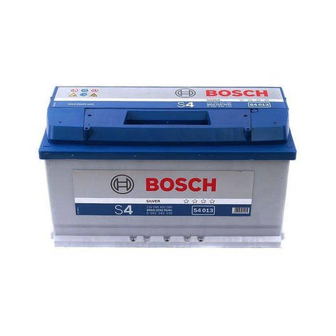 Bosch 6CT-95 S4 Silver (S40 130) Автомобильный аккумулятор, фото 2