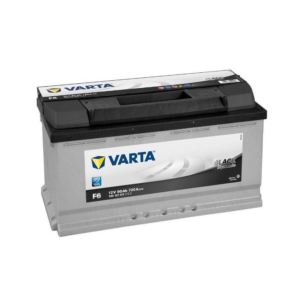 VARTA 6СТ-90 Black Dynamic (F6) 590122072 Автомобильный аккумулятор