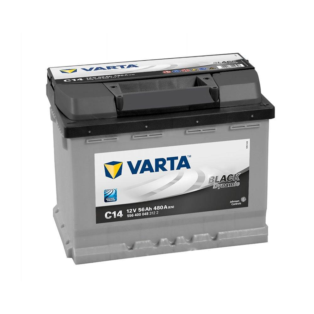VARTA 6СТ-56 BLACK dynamic (C14) 556400048 Автомобильный аккумулятор