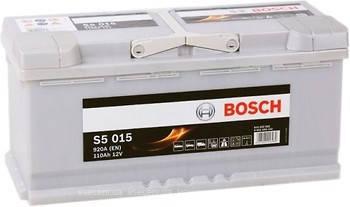 Bosch 6CT-110 S5 Silver Plus (S50 150) Автомобильный аккумулятор, фото 2