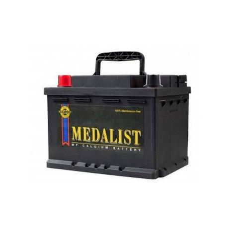 Medalist 6CT-60 Аз (56031) Автомобильный аккумулятор, фото 2