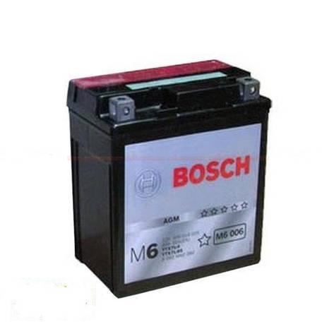 Bosch 6СТ-6 (0092M60060) Мото аккумулятор, фото 2