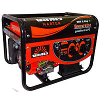 Газовый (Бензиновый) генератор VITALS MASTER EST 2.8 BG