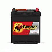 Banner 6СТ-40 Power Bull P4025 Автомобильный аккумулятор