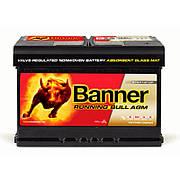 Banner 6СТ-70 Running Bull AGM 57001 Автомобильный аккумулятор
