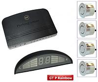 Парктроник GT P Rainbow 4 silver