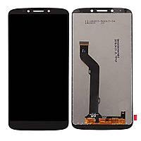 Дисплей Motorola Moto E5 Plus XT1924-1 complete with touch Black