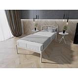 Кровать ЛАУРА односпальная 800/900/1200*1900/2000, фото 3